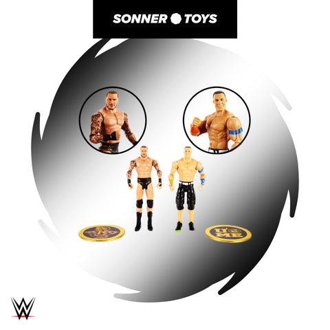 WWE: Championship Showdown (Series 2) - John Cena vs Randy Orton