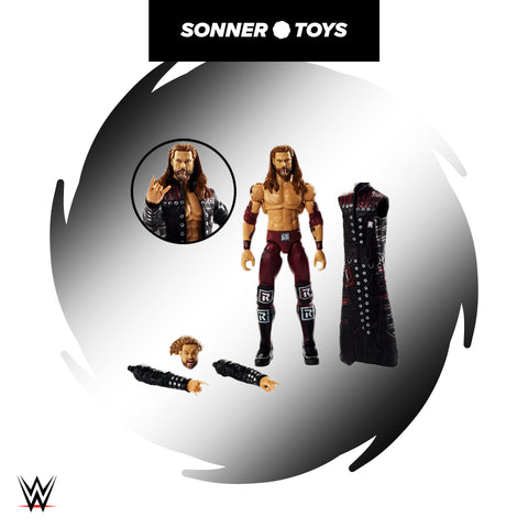 Mattel: WWE Ultimate Edition (Wave 8) - Edge