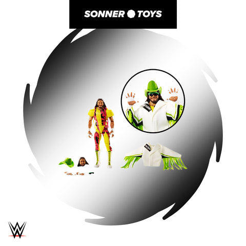 Mattel: WWE Ultimate Edition (Wave 8) - Macho Man Randy Savage