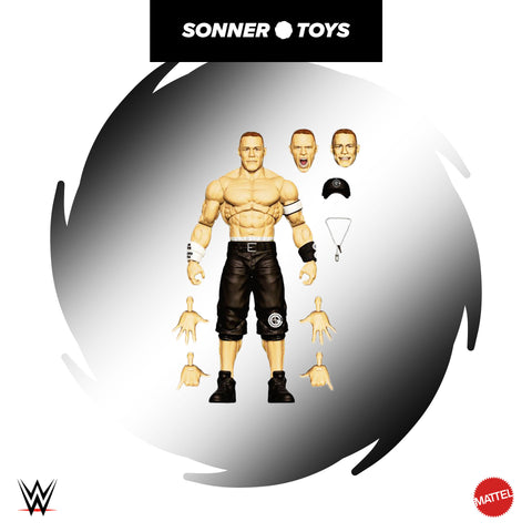 Mattel: WWE Ultimate Edition (Wave 10) - John Cena