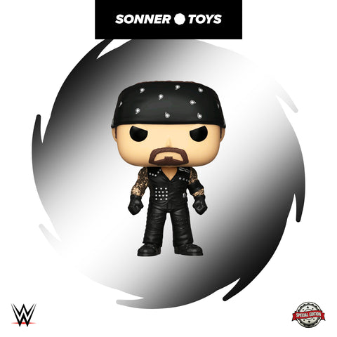 Pop! WWE - The Undertaker (Boneyard) Special Edition
