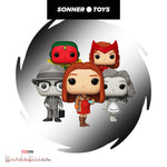 Pop! WandaVision - Complete Set of 5