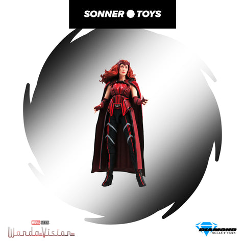 Diamond Select: WandaVision - The Scarlet Witch