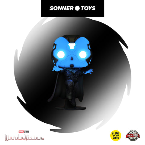 Pop! WandaVision - The Vision (GITD) Special Edition