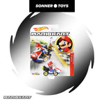 Hot Wheels: Mario Kart - Mario - SonnerToys