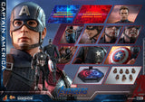 Hot Toys: Avengers: Endgame - Captain America - SonnerToys