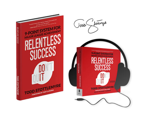 Limited Time offer Relentless Success Paperback with FREE audio download