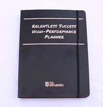 Relentless Success High-Performance Planner