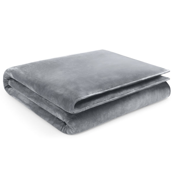 Restorology Weighted Blanket - Ultra Plush Blanket - Multiple Sizes for Children & Adults