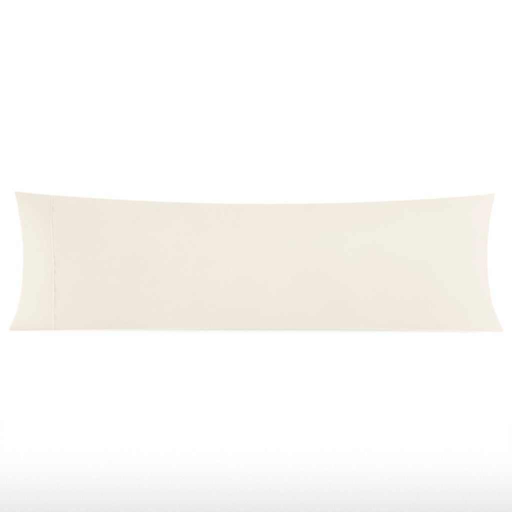 Pink Treely Silky Body Pillow Cover Pillowcase,Allergy 20 x 54 Non-Zippered Enclosure,6 Colors Available