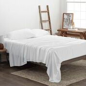 Home Collection 4pc Bamboo Sheet Set
