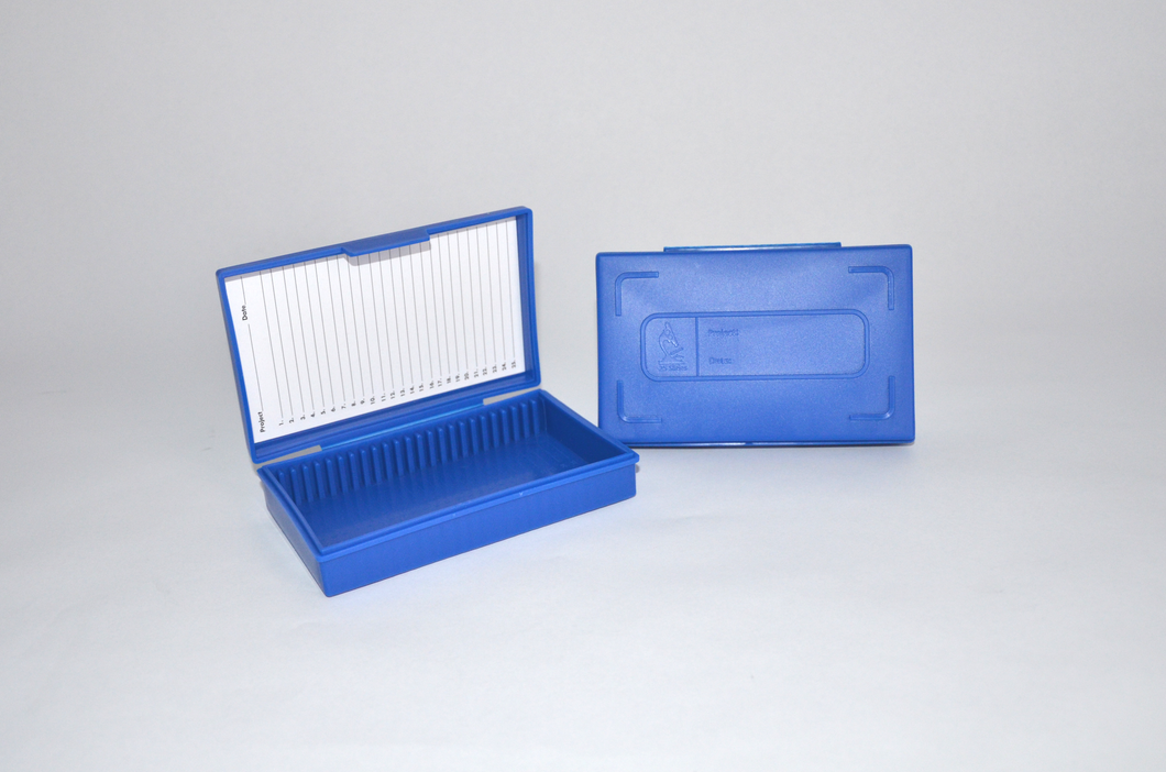Single Lyse-It Slide Holder Box