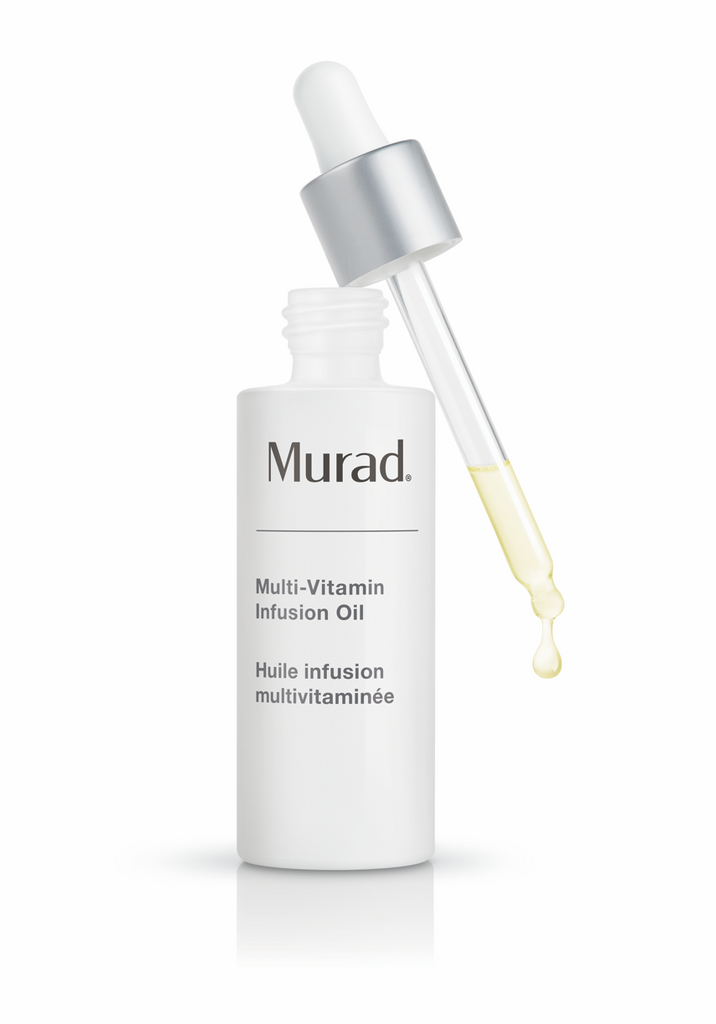 Multi Vitamin Infusion Oil