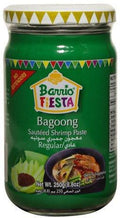 Barrio Fiesta Shrimp Paste Regular 250 gm