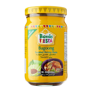 Barrio Fiesta Shrimp Paste sweet 250 gm
