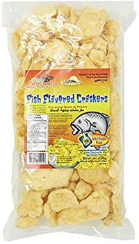 Special offer :  Aling Conching Fish Cracker Salt and Vinegar - Mabrook
