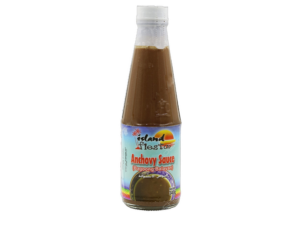 ISLAND FIESTA ANCHOVY SAUCE 340 GM - Mabrook