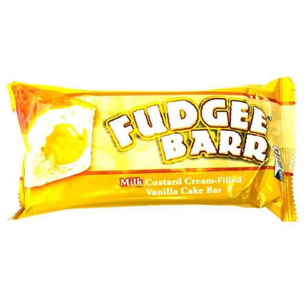 FUDGEE BARR MILK CAKE 42GM - Mabrook