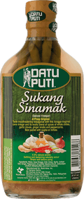 DATU PUTI SUKANG SINAMAK SPICED  VINEGAR  375 ML