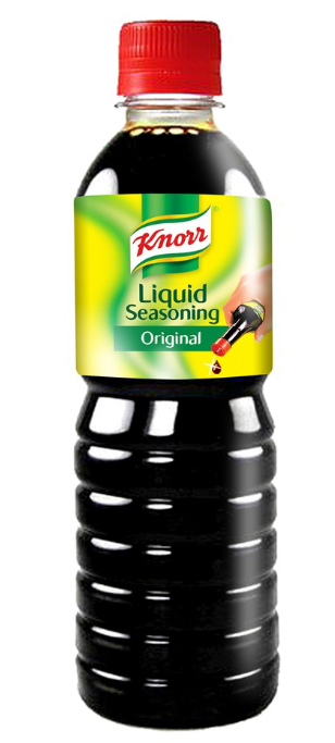 KNORR SOY LIQUID SEASONING 500ML ORIGINAL