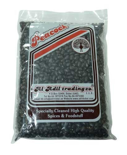 BLACK BEANS 500G - Mabrook