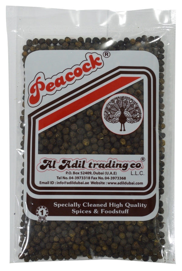 BLACK PEPPER WHOLE NO1 250G - Mabrook