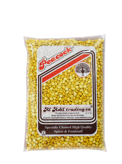CHANA DAL 500GM - Mabrook
