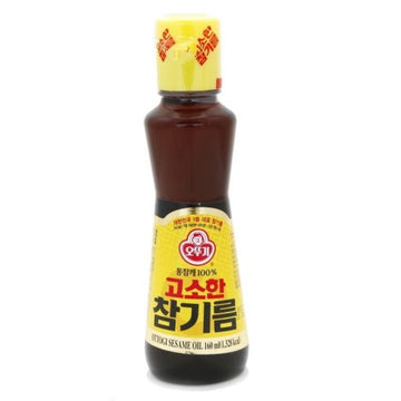 SPECIAL OFFER : OTTOGI SESAME OIL 160 ML