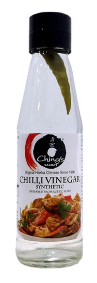 CHINGS CHILLI VINEGAR 170ML - Mabrook