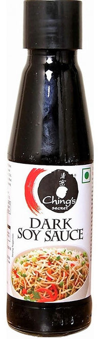 CHINGS DARK SOYA SAUCE 200G - Mabrook