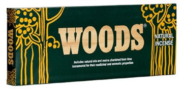 CYCLE WOODS AGARBATI 20STX6PC