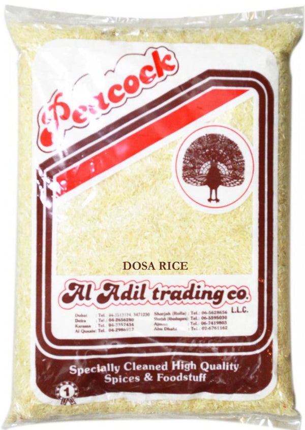 DOSA RICE 5KG - Mabrook