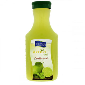 AL RAWABI LEMON AND MINT JUICE