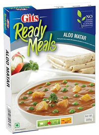 GITS READY MEALS ALOO MATAR300G - Mabrook