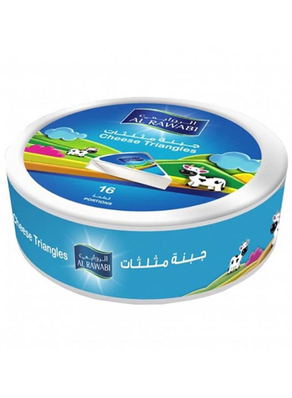 AL RAWABI  TRIANGLE CHEESE -  240 GM - Mabrook