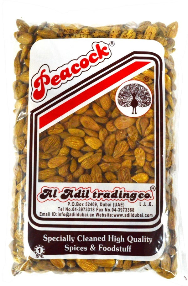ALMOND IRANI 200G - Mabrook
