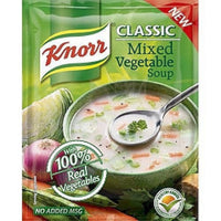 KNOR CLASSIC MIXED VEG SOUP 54G - Mabrook