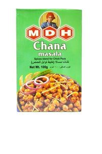 MDH CHANA MSLA 100G - Mabrook