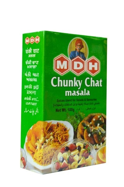 MDH CHUNKY CHAT MSLA 100G - Mabrook
