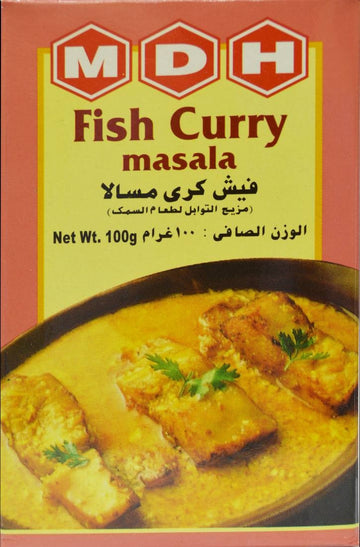 MDH FISH CURRY MASALA 100G