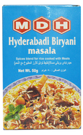 MDH HYDERABADI BIRYANI MASALA 50GM