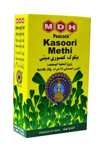 MDH KASURI METHI 100GM - Mabrook