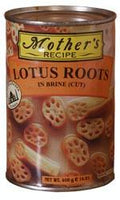 Mother's Recipe Lotus Roots in Brine (Cut)