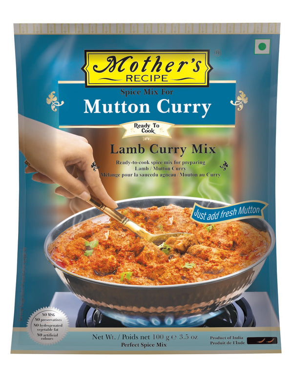 Mother's Recipe Mutton Curry Spice Mix - vegetarian - Mabrook