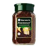 NARASUS PURE INSTANT COFFEE 100GM BOTTLE - Mabrook