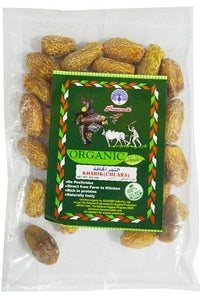 ORGANIC DRY DATES 200GM - Mabrook