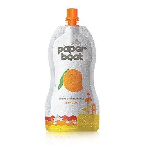 PAPER BOAT AAMRAS 250ML - Mabrook