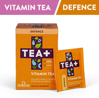 TEA +  VITAMIN TEA (ORANGE & BLUEBERRY )(DEFENCE) - Mabrook