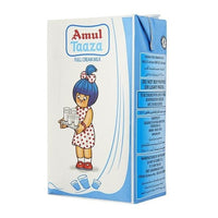 AMUL TAZA FULL CRM MILK 1LTR - Mabrook