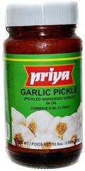 PRIYA GARLIC PASTE 300G